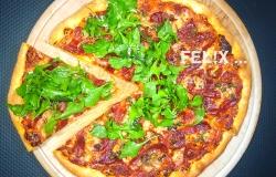 Pizza_Brunnenkresse