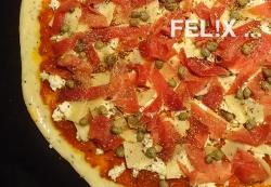 Pizza_Brunnenkresse_ungebacken_Ausschnitt