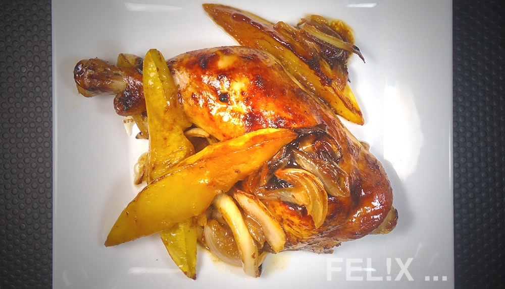 Pouletschenkel_Mango