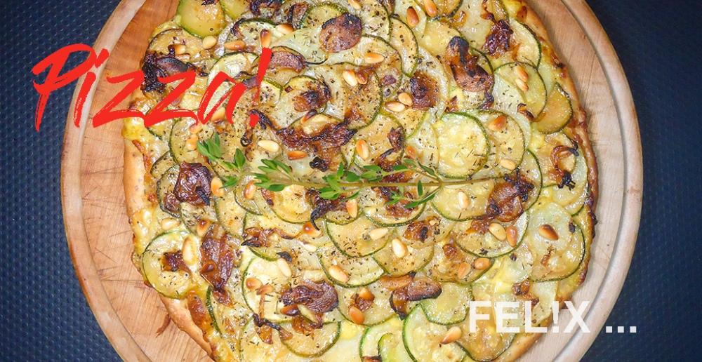 Pizza_bianca_Zucchini