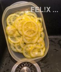 Zitronen_Pickles_abtropfen