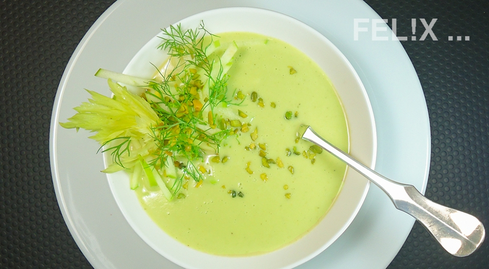 Apfelsuppe