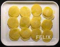 Focaccia_Kartoffelscheiben